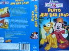 Pluto auf der Jagd ...    Walt Disney !!!