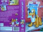 Pluto räumt auf ...    Walt Disney !!!