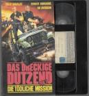 Das dreckige Dutzend 3 VHS MGM  (#1)