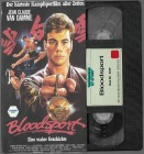 Bloodsport VHS Cannon VMP (#1)