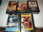 VHS - Sammlung - Warner - Hunde des Krieges - Clouseau....