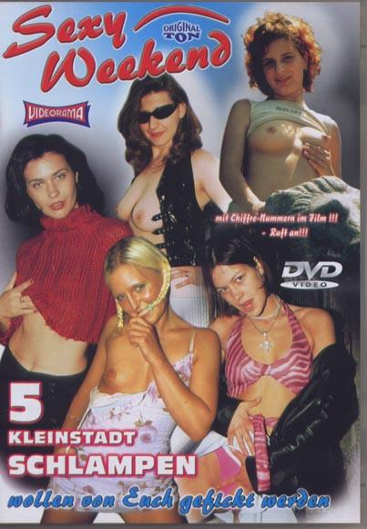 Sexy Weekend - 5 Kleinstadt-Schl**pen - VIDEORAMA