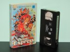 Der Chaos Express * VHS * CBS Michael O�Keefe, Jim Carrey