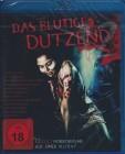 Das Blutige Dutzend (12 Horrorfilme auf BluRay) OVP
