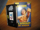 VHS - Die Superfaust der Shaolin - Billy Chong - UFA