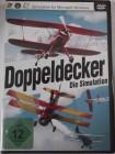 Doppeldecker - Simulation alte Flugzeuge - 100 % Flugspa�