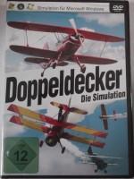 Doppeldecker - Simulation alte Flugzeuge - 400 Missionen