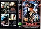POLICE - Emilio Aragon,Ana Obregon usw - gr.Cover VHS