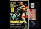 ROBOCOP - UNGEKÜRZT Kinofassung - RCA gr.Cover HB VHS