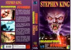 MONSTER STORIES - STEPHEN KING - gr.Cover VHS