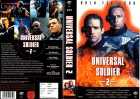 UNIVERSAL SOLDIER 2 - BACK FOR GOOD - gr.Cover VHS