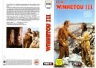 WINNETOU III - VIDEOBOX - gr.Cover  VHS