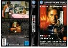 HOT SPOT - DON JOHNSON - WB - gr.Cover  VHS