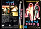 MIAMI VICE 4 - - KULT - DON JOHNSON gr.Cover  VHS