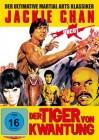Jackie Chan - Der Tiger Von Kwantung DVD OVP