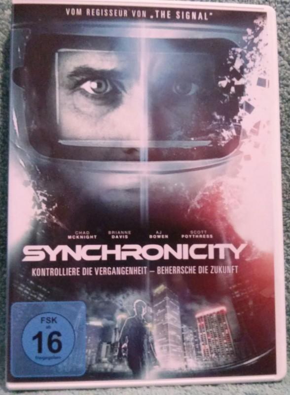 SYNCHRONICITY Dvd (Y)