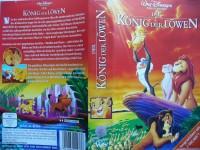 Der König der Löwen ...  Disney !!!