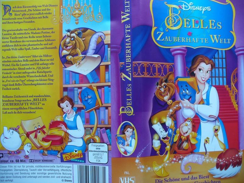 Belles zauberhafte Welt  ... Walt Disney !!!
