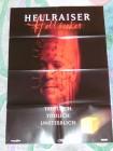 Hellraiser - Hellseeker (Poster, Filmposter, Pinhead)
