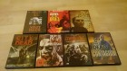 7 Zombiefilme u.a. 4x Georg A. Romero Living Dead Reihe 1-3