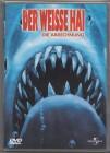 Der weisse Hai ( Teil 4 ) DVD