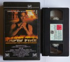 Rapid Fire ( Brandon Lee ) Fox - Uncut VHS