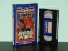 Die große Offensive * VHS * UFA Umberto Lenzi