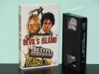 Die Teuflischen von Mykonos - Devils Island * VHS *