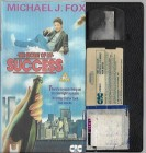 The Secret Of My Success Australien-Import  PAL VHS (#1)