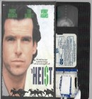 The Heist Australien-Import  PAL VHS (#1)