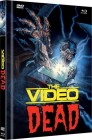 The Video Dead (A) Mediabook [BR+DVD] (deutsch/uncut) NEU