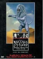 --- ROLLING STONES - BRIDGES OF BABYLON LIVE IN CONCERT ---