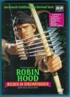 Robin Hood - Helden in Strumpfhosen DVD Disc NEUWERTIG