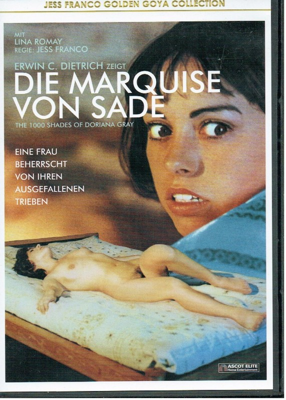 --- DIE MARQUISE VON SADE JESS FRANCO UNCUT ---