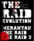 The Raid - Evolution BR: The Raid 1 & 2 & Merantau NEU - OVP