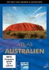 Discovery Atlas - Australien DVD OVP