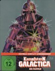 Kampfstern Galactica - Der Pilotfilm (Uncut/Steelbook/Blu-ra