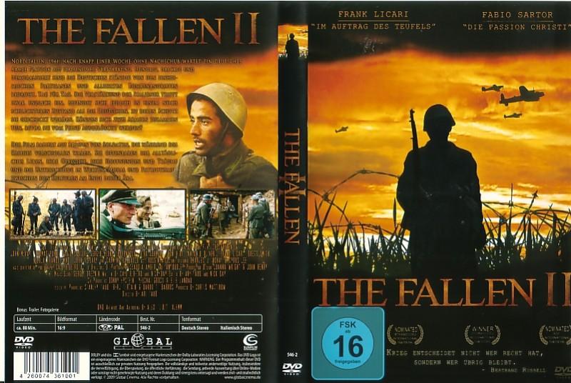 The Fallen 2 (3905625, Krieg, DVD)