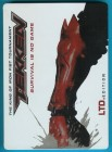 Tekken - Limited Steelbook Edition DVD sehr gut - Case TOP