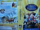 Die Drei Musketiere  ...   Walt Disney !!!  Pressekassette