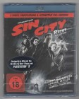 Sin City - Blu-Ray - Recut + Kinofassung - neu in Folie!!