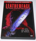 Letherface - Texas Chainsaw Massacre III DVD -Uncut- Unrated