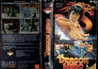 DRAGON HERO - Jackie Chan HOLO COVER - VHS