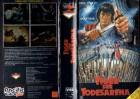 TIGER DER TODESARENA  - Jackie Chan,Wang Yu HOLO COVER - VHS