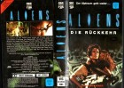 ALIENS , DIE RÜCKKEHR - gr.HB RAR - VHS