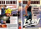 LEON - JEAN CLAUDE VAN DAMME - gr.HB RAR - VHS