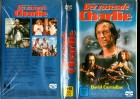 DER RASENDE CHARLIE - David Carradine RAR gr.Cover - VHS