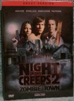 Night of the creeps 2 Zombie Town Uncut OVP (C)