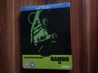 RAMBO III - Steelbook BluRay+DVD Mit Deutschen Ton-NEU/OVP !