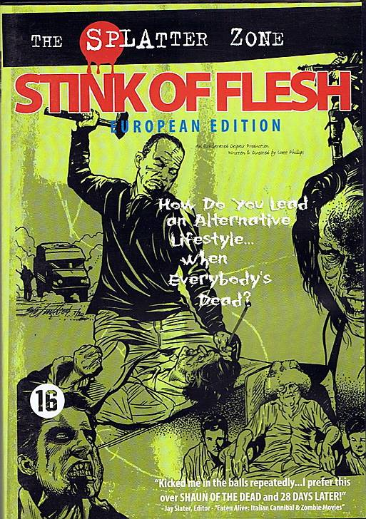 Stink of Flesh *** Horror *** Engl. Original ***